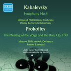 Kabalevsky: Symphony No. 4 - Prokofiev: The Meeting of the Volga and the Don