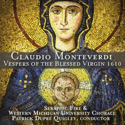 Monteverdi: Vespers of the Blessed Virgin 1610