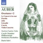 Auber: Overtures, Vol. 2