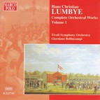Lumbye: Orchestral Works, Vol.  1