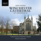 Wichester Cathedral 50th Anniversary EP