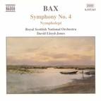 Bax: Symphony No. 4 / Nympholept
