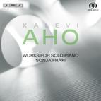 Aho - Piano works