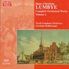 Lumbye: Orchestral Works, Vol.  2