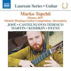 Guitar Recital: Marko Topchii