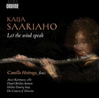 Kaija Saariaho: Let the Wind Speak