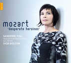 Mozart: Desperate herorines