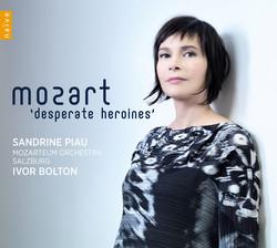 Mozart: Desperate herorines