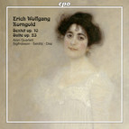 Korngold: String Sextet, Op. 10 & Suite, Op. 23
