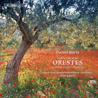 Daniel Börtz - His name was Orestes