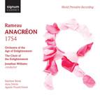 Rameau: Anacréon (1754)