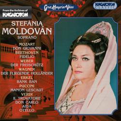 Moldovan, Stefania: Soprano Arias