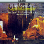 Rachmaninov: Rhapsody On A Theme of Paganini / the Isle of the Dead