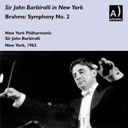 Sir John Barbirolli in New York