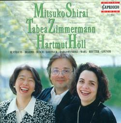 Vocal Recital: Shirai, Mitsuko - Strauss, R. / Brahms, J. / Busch, A. / Loeffler, C.M. / Dargomyzhsky, A.S. / Marx, J. / Reutter, H. / Gounod, C.-F.
