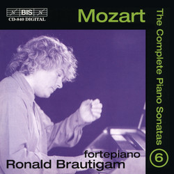 Mozart - Complete Solo Piano Music, Vol.6