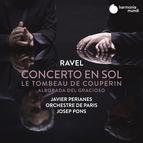 Ravel: Concerto en sol, Le Tombeau de Couperin & Alborada del gracioso