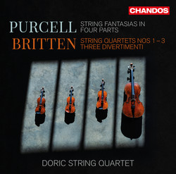 Britten & Purcell: Chamber Works for Strings