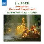 Bach: Sonatas for Flute & Harpsichord