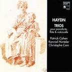 Haydn: Flute Trios & Trios pour flûte, violoncelle et pianoforte