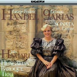 Handel: 9 Arias / Trio Sonata in A Minor