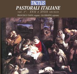 Pastoralu Italiane, Vol. 1: XVII e XVIII secolo