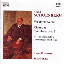 Schoenberg: Verklarte Nacht / Chamber Symphony No. 2