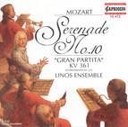 Mozart, W.A.: Serenade No. 10
