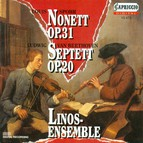 Spohr, L.: Nonet, Op. 31 / Beethoven, L. Van: Septet, Op. 20