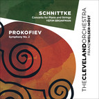 Schnittke: Concerto for Piano and Strings - Prokofiev: Symphony No. 2