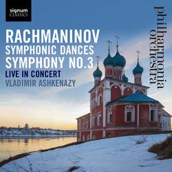 Rachmaninov: Symphony No. 3 - Symphonic Dances