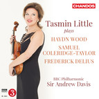 Wood, Coleridge-Taylor & Delius: Music for Violin & Orchestra