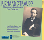 R. Strauss: Also sprach Zarathustra & Don Quixote (Live)