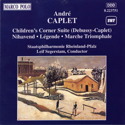 Debussy-Caplet: Children\\\'s Corner Suite