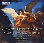 Bassani: Armonici entusiasmi di Davide, Op. 9