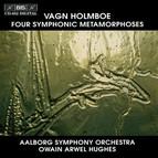 Holmboe - Four Symphonic Metamorphoses