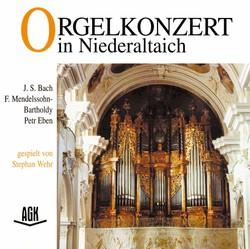 Orgelkonzert in Niederaltaich