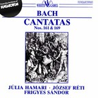Bach: Cantatas Nos. 161 and 169