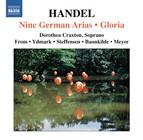 Handel: 9 German Arias - Gloria