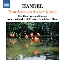 Handel: 9 German Arias - Gloria