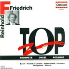 Trombone and Trumpet Arrangements - Hingeston, J. / Stanley, J. / Vivaldi, A. / Corelli, A. / Frescobaldi, G.A.