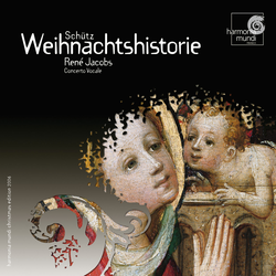 Schütz: Weihnachts-Historie