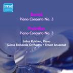 Bartok, B.: Piano Concerto No. 3 / Prokofiev, S.: Piano Concerto No. 3 (Katchen) (1953)