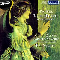 Handel: Latin Motets