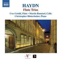 Haydn: Flute Trios, Hob.XV:15-17