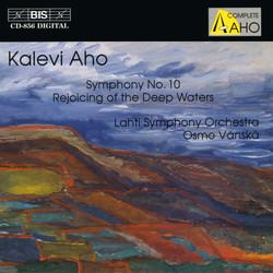 Aho - Symphony No.10