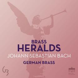 Bach: Brass Heralds