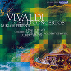 Vivaldi: Cello Concertos in E-Flat Major and B Minor / Concerto for 2 Cellos in G Minor