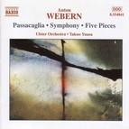 Webern: Passacaglia / Symphony / Five Pieces