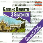 Brunetti, G.: Symphonies Nos. 22, 26 and 36